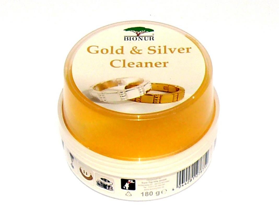 Gold & Silver Cleaner