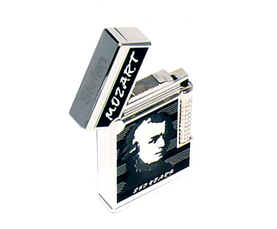 LIGHTER MOZART MOZART CD + GIFT BOX