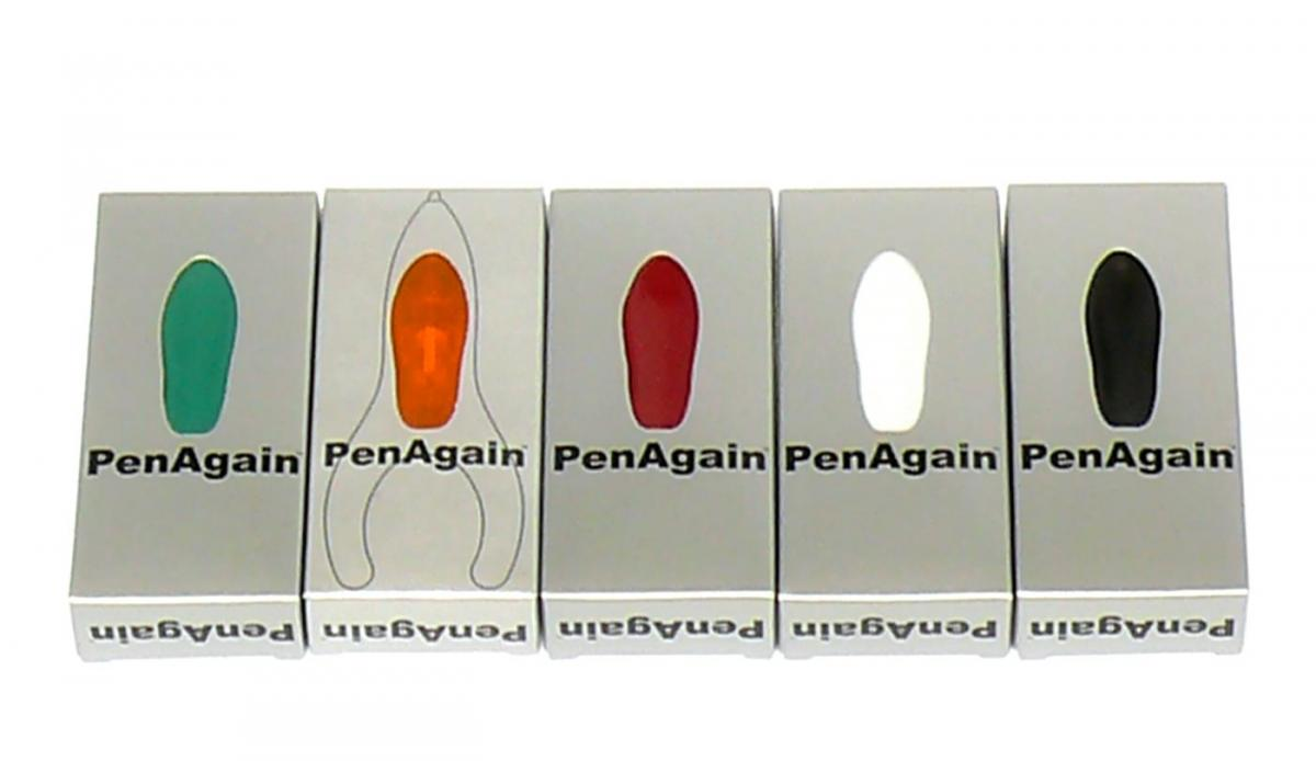 PenAgain in gift box